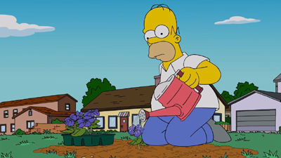 The Simpsons 30x04 : Treehouse of Horror XXIX- Seriesaddict